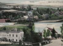 Erholung Gasthaus Oskar Stephan Oberschule 1909